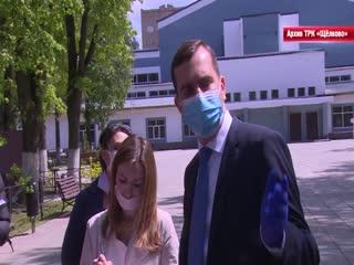 Андрей Булгаков посетил Монино с рабочим визитом