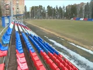 Спортивную инфраструктуру в Монино осмотрели И. Жу
