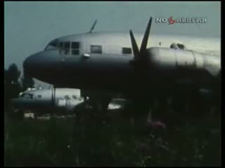 Посадка Ил-62 СССР 86670 в Монино