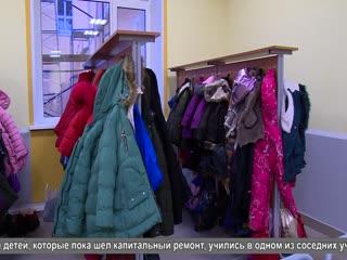 Открытие монинской школы №2