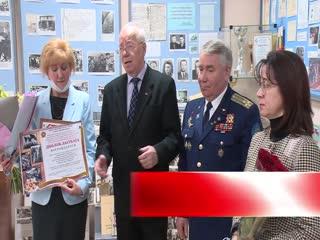 Музей школы №3 в Монино стал лучшим в России
